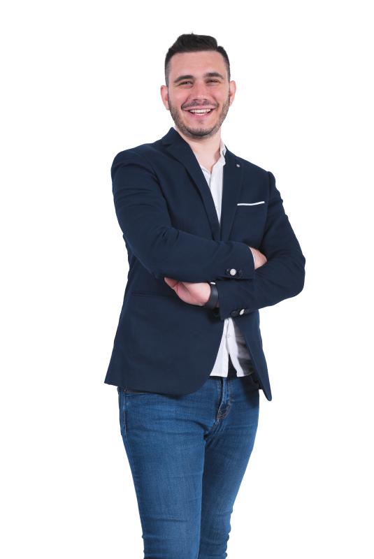 Davide Toro - Membro del Team Publikendi