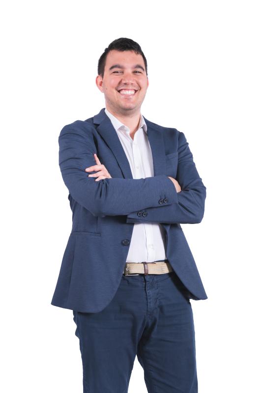 Alberto Massaiu - Membro del Team Publikendi
